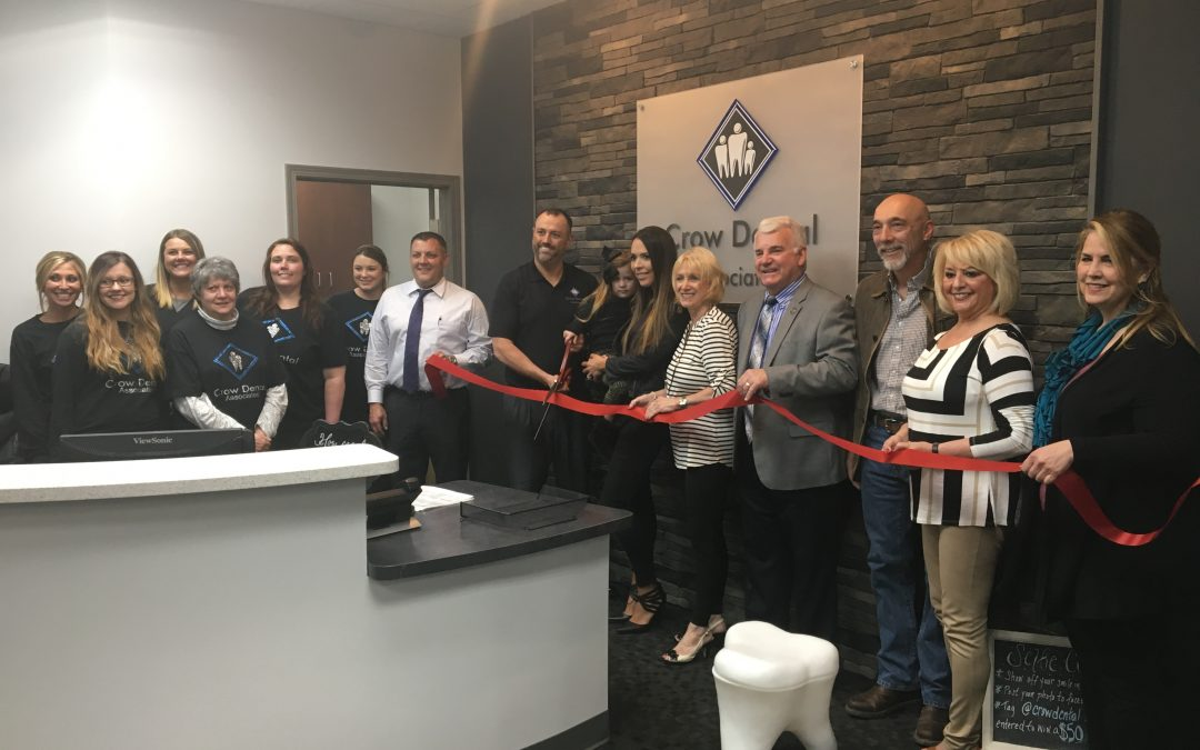Grand Opening of Crow Dental Associates New Location