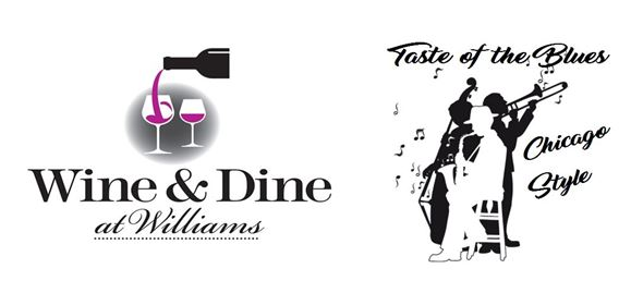Wine & Dine at Williams 'Taste of the Blues-Chicago Style'