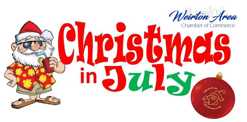 2020 Christmas In July Golf Scramble
